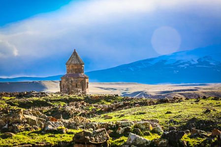 Kars Ani by Kubilay Çiftçi on 500px