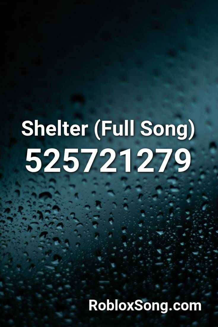 Song Codes For Roblox Fnaf Sister Location Shelter Full Song Roblox Id Roblox Music Codes In 2020 Songs Roblox Fnaf Sister Location
