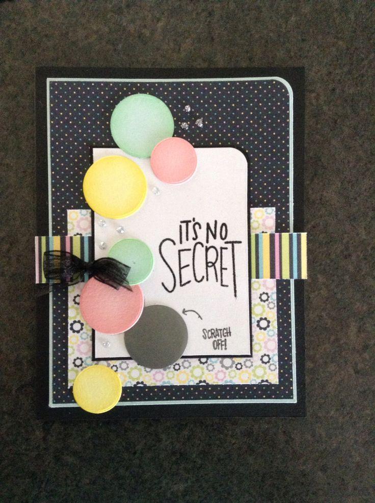 SSS - Simon Says Stamp September card kit