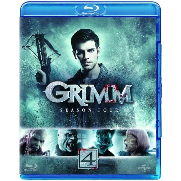 http://ift.tt/2dNUwca | Grimm - Season 4 Blu-ray | #Movies #film #trailers #blu-ray #dvd #tv #Comedy #Action #Adventure #Classics online movies watch movies  tv shows Science Fiction Kids & Family Mystery Thrillers #Romance film review movie reviews movies reviews