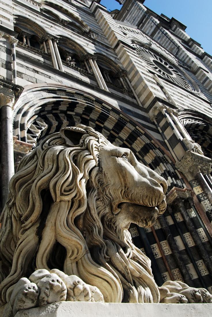 #Genova - Barattini Massimo - Cattedrale di S. Lorenzo. #Genoa - Saint Laurence Cathedral. #Italy