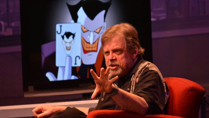 Mark Hamill Talks Origins of Joker Voice & Laugh, Star Wars Weekends w/ ...