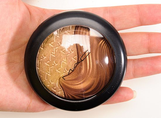 MAC Double Definition Extra Dimension Skinfinish Review, Photos, Swatches