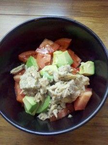 Healthy tuna salad recipe for lunch