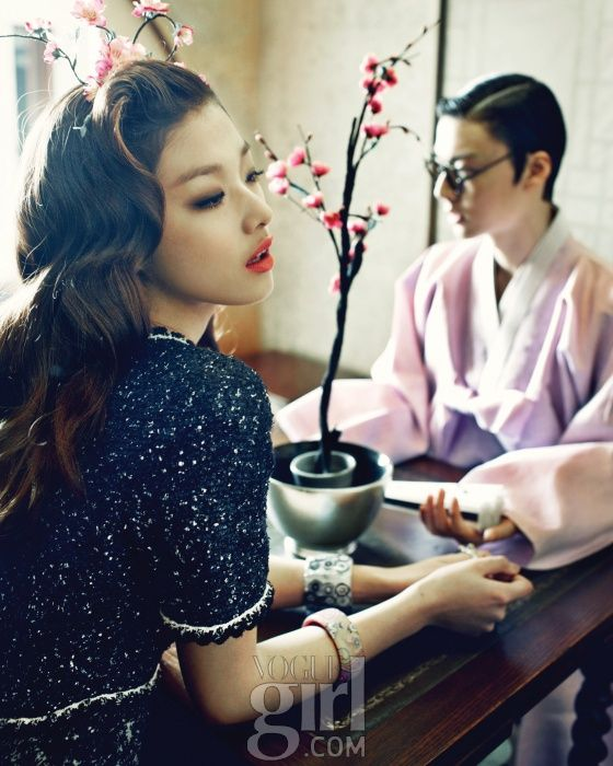 Vogue Girl Korea // February 2012