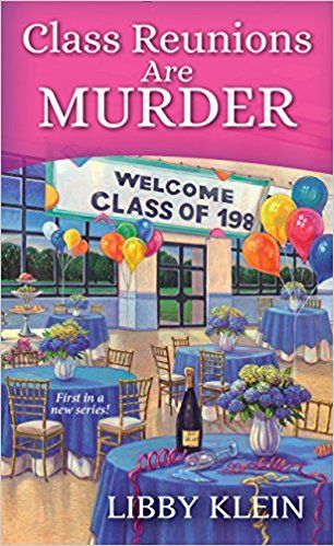 Poppy has no desire to attend her high school reunion but her best a friend practically drags her to the event only to end in murder. READ MORE: http://www.thecozyreview.com