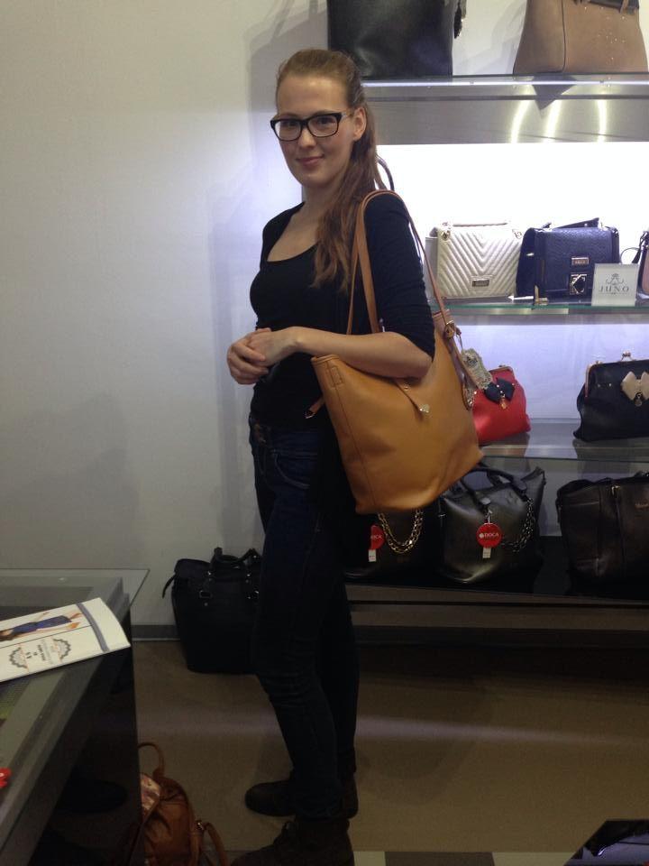 Katka a její narozeninový dárek :)