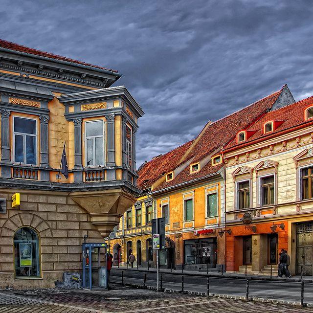 The Balcony, Brasov - Romania | Flickr - Photo Sharing!