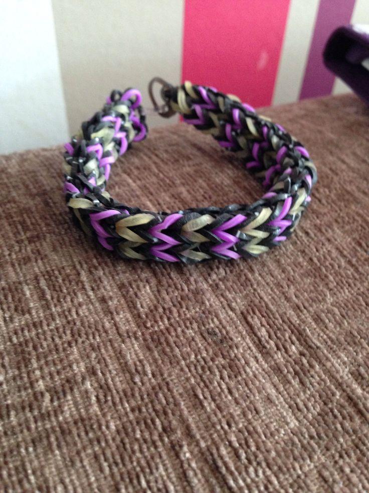 104 best kids rainbow loom bracelets images on pinterest