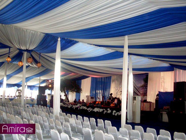 Tenda Pesta Dekorasi VIP ( Ulang Tahun PT.TUNGGAL Jakarta )