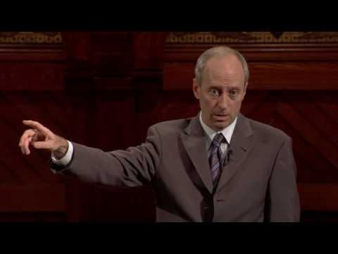 Michael Sandel of Harvard - Justice: What's the Right Thing To Do?