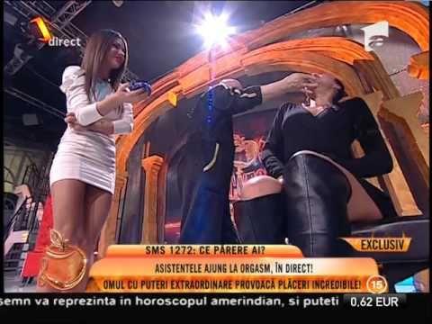 Electric Man provoacă plăceri incredibile! Daniela Crudu şi Ana Mocanu, ...