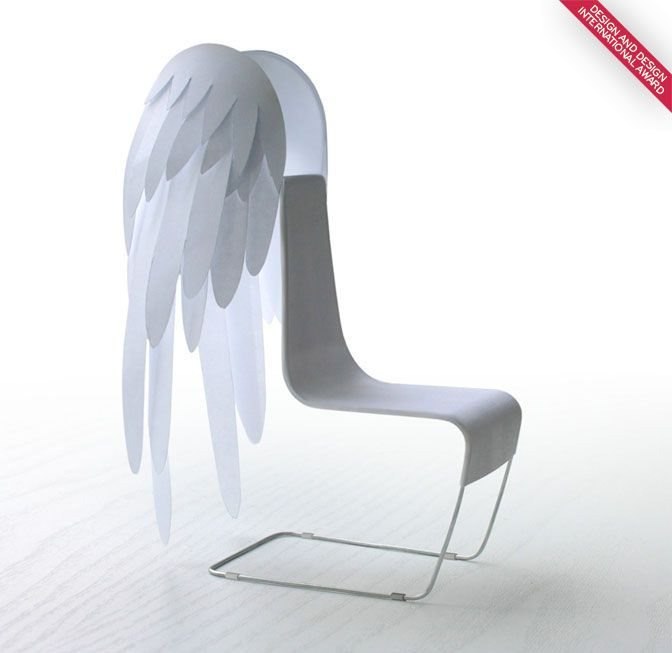 KIBARDINDESIGN Studio Angel Chair