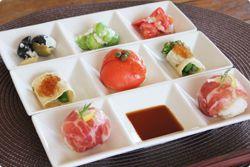 お正月やパーティーに!100均の食器を使ったお洒落なテーブルコーディネート - NAVER まとめ