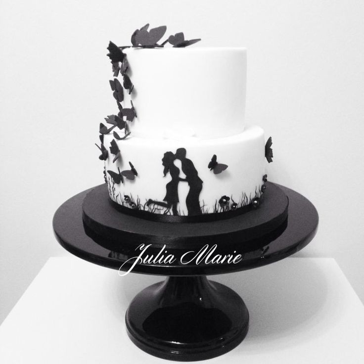 silhouette wedding cake cutters 73 best silhouette cake ideas images on cake 19822