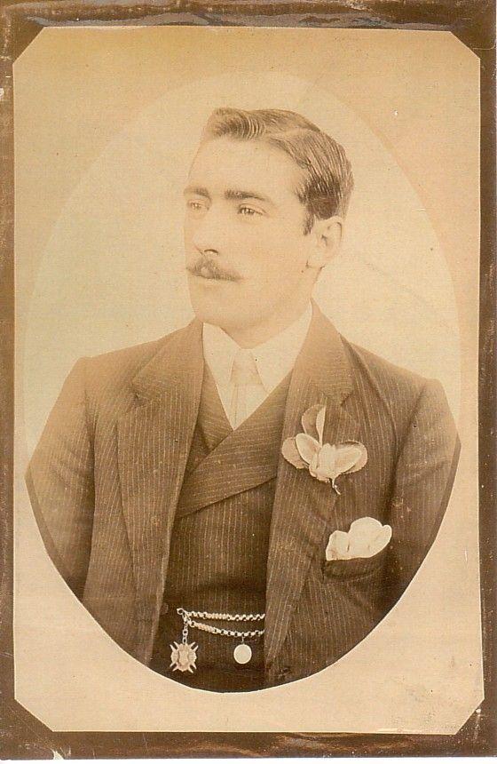 Ernest O'Brien #familyhistory