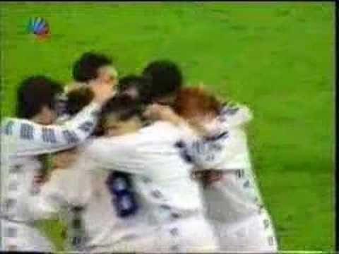 Europapokal 1993:  Karlsruher SC - Valencia 7:0