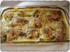 ΔΗΜΙΟΥΡΓΙΑ: Αρωματικό κοτόπουλο με άσπρη σάλτσα!