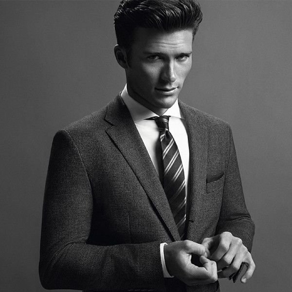 Scott Eastwood, Hugo Boss