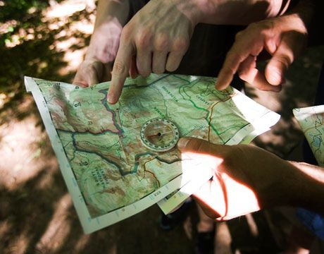 Go on a treasure hunt in the great outdoors...try letterboxing! Your kids will have a blast.