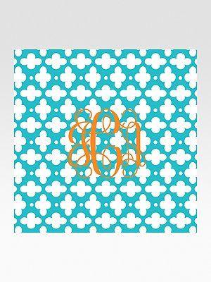 Dabney Lee Stationery - Personalized Coasters/Happy - Saks.com