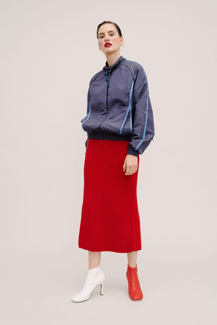 Как носить красные вещи: 5 образов (фото 7)
