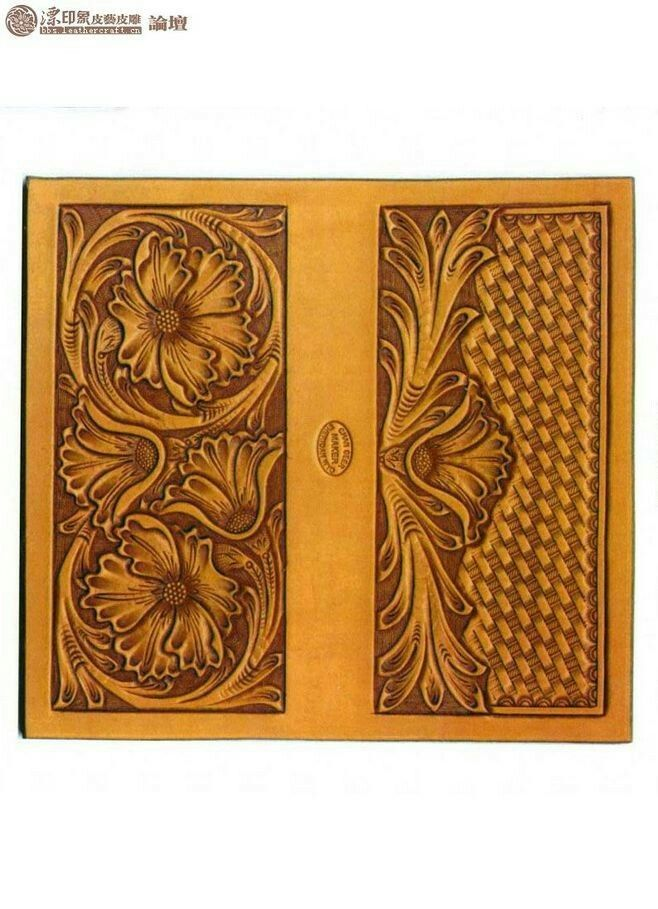 Image result for leather carving patterns