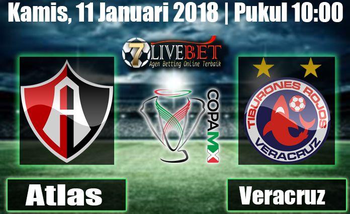 Prediksi Bola Atlas vs Tiburones Rojos Veracruz Mexico Cup Prediksi Bola Atlas vs Tiburones Rojos Veracruz Kamis, 11 Januari 2018 Bola, SBOBET