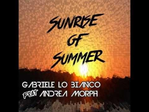 Sunrise of summer