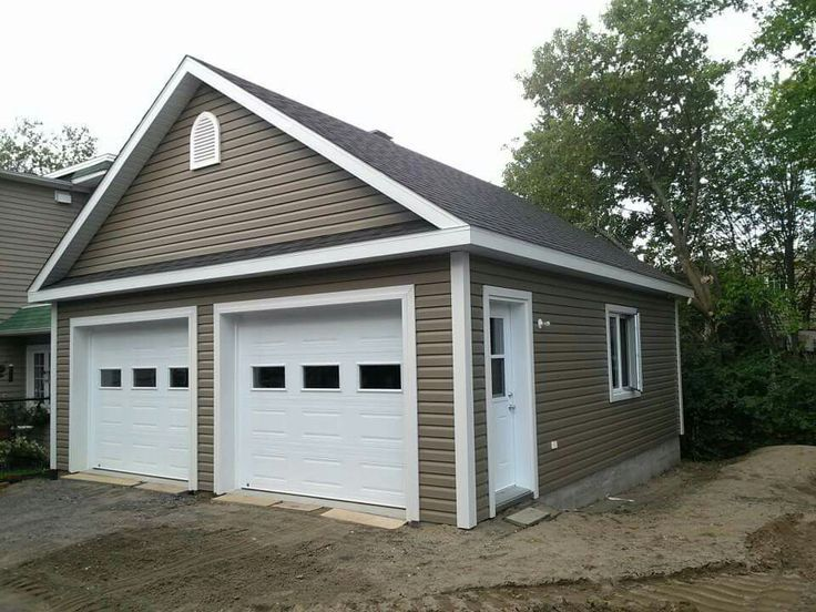 16x24 Garage With Carriage Doors : Best images about garage on pinterest general store