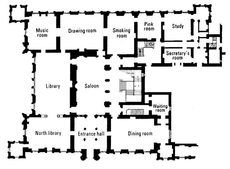 Castle Floor Plans
