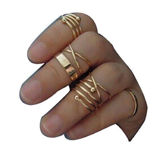 Sale Preis: Sannysis Frauen-6Pcs / Set Vintage Design Stapel Above Knuckle-Nagel-Ring. Gutscheine & Coole Geschenke für Frauen, Männer & Freunde. Kaufen auf http://coolegeschenkideen.de/sannysis-frauen-6pcs-set-vintage-design-stapel-above-knuckle-nagel-ring  #Geschenke #Weihnachtsgeschenke #Geschenkideen #Geburtstagsgeschenk #Amazon