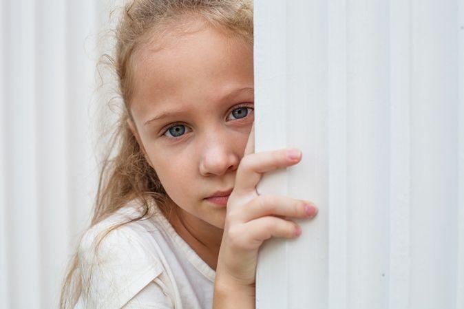 Φόβοι της παιδικής και εφηβικής ηλικίας