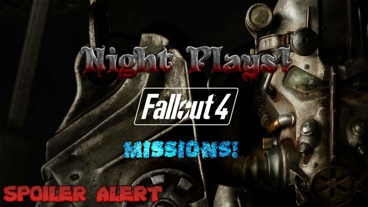Fallout 4: New Weapon Chill Exploration Stream