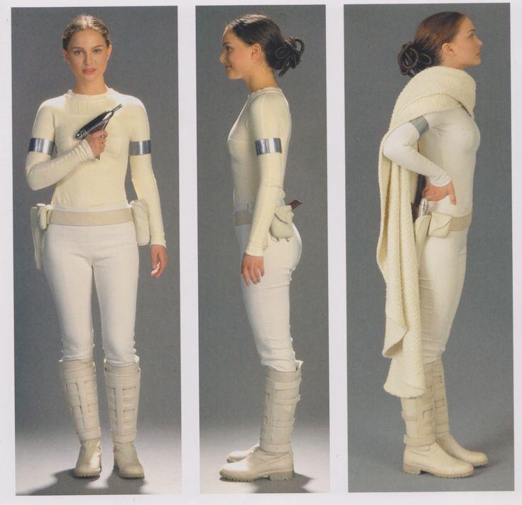Natalie Portman Padme Amidala Star Wars