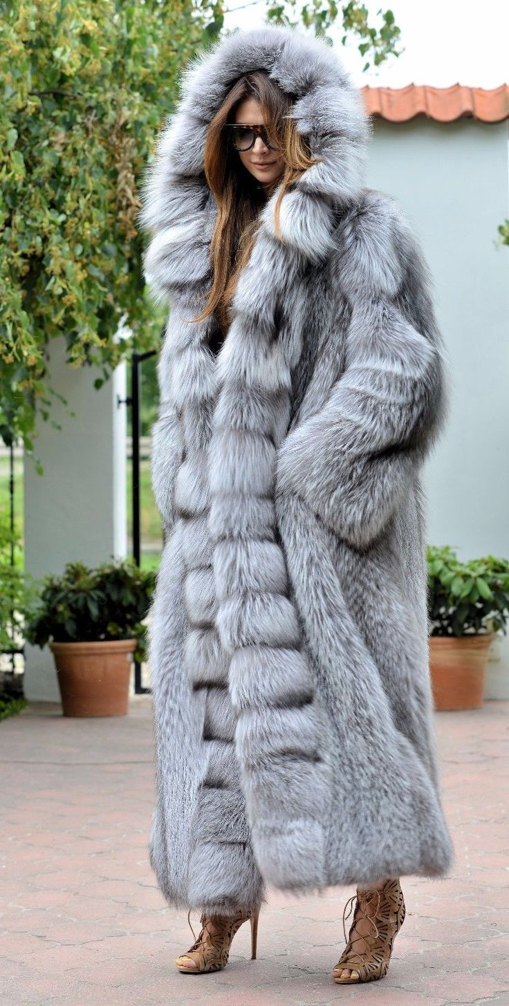 189 best Unique Furs images on Pinterest | Furs, Fur fashion and ...