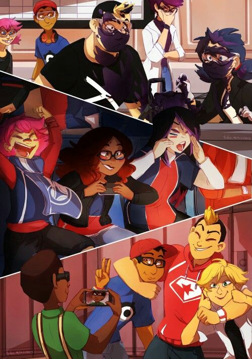 THIS SHOW IS MIRACULOUS