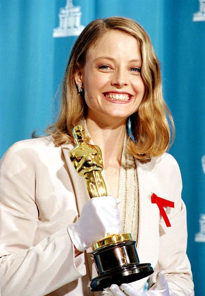 Jodie Foster won best actress for The Silence of the Lambs in 1991 her second of two Oscar wins