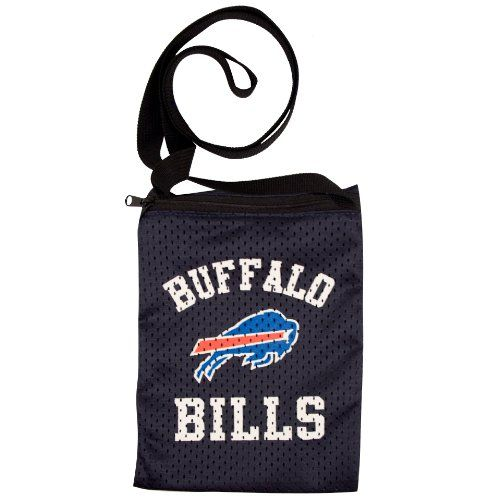 NFL Buffalo Bills Game Day Pouch ** To view further for this item, visit the image link.