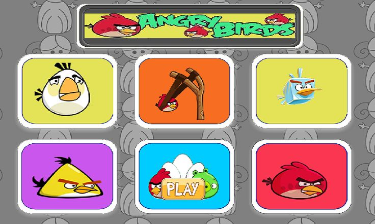 Painting Angry Birds – new app on Amazon
