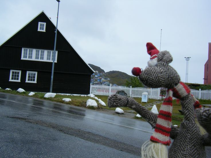 Cold Greenland!