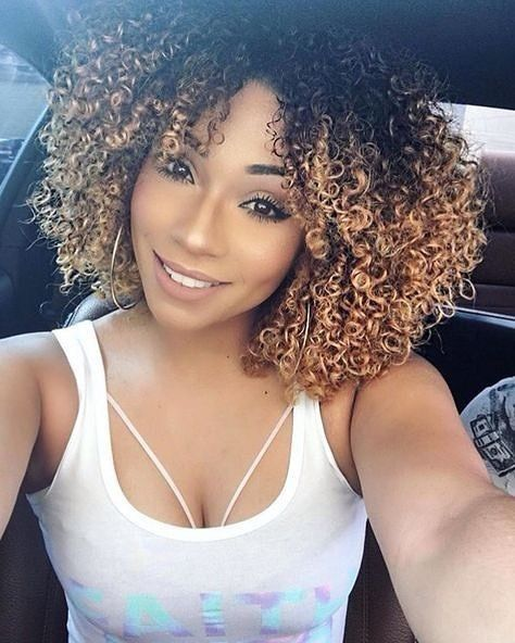 Que cabelo maravilhoso in 2020   Natural hair styles, Curly hair styles, Hair