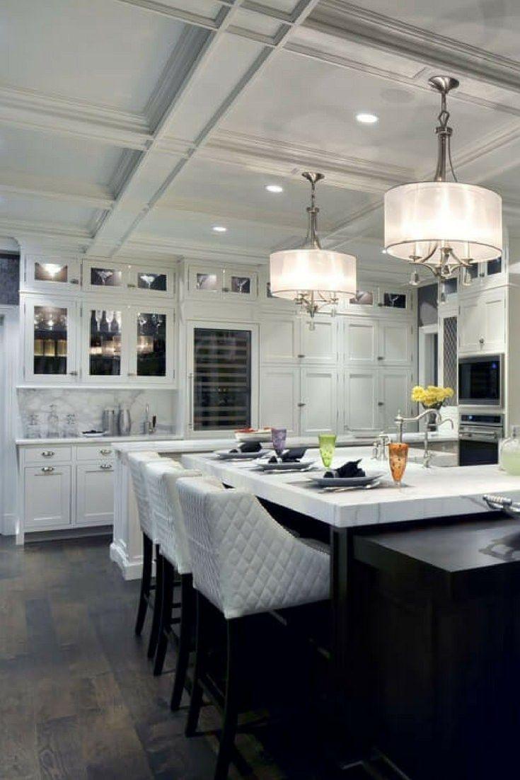 30 Custom Luxury Kitchen Designs Some 100k Plus House Luxury