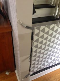 25 Best Ideas About Fabric Baby Gates On Pinterest