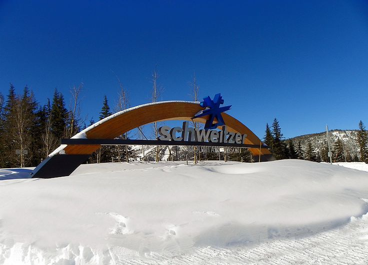 Schweitzer Mountain Ski Resort Sandpoint Idaho Ski