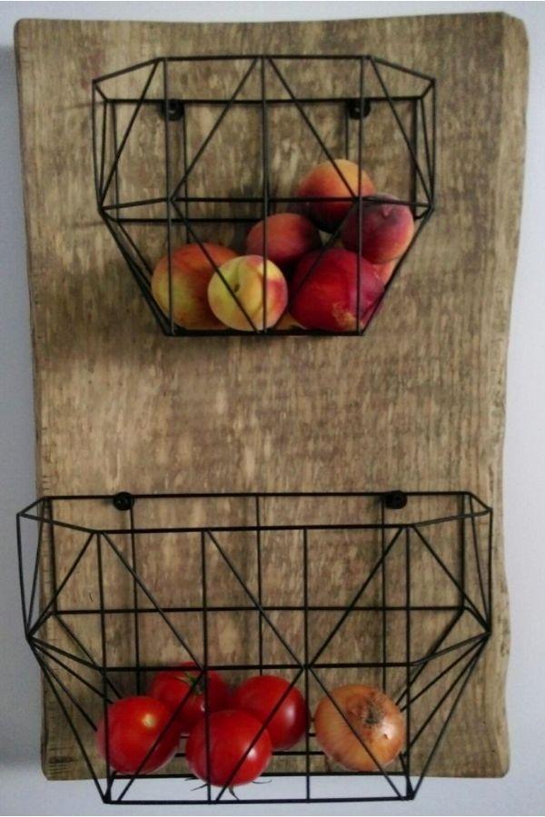 Wall Hanging Fruit Basket Artscap Org Hanging Fruit Baskets