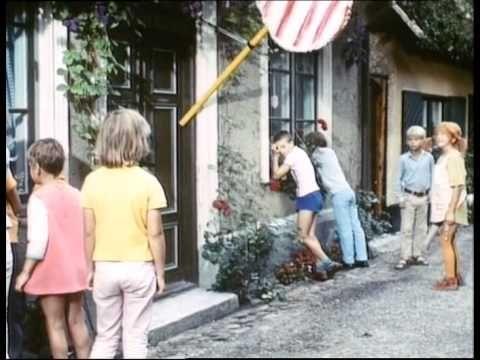 Pippi Langkous - Pippi gaat boodschappen doen 1969 - YouTube