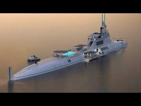 Future Cars, Boats, Submarine & More Types Transportation (playlist)