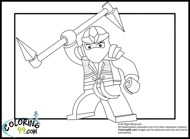 35 best Coloring pages images on Pinterest Activities, Coloring - best of lego ninjago coloring pages ninja