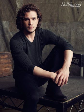 Session06: The Hollywood Reporter - 002 - Kit Harington Fan Gallery